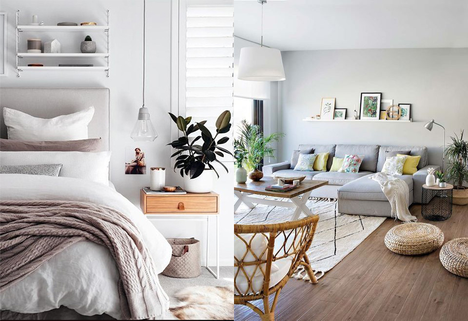 Interiorism and decoration. The Nordic Style