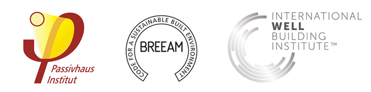 Eficiencia Energética Passivhaus Breeam Well