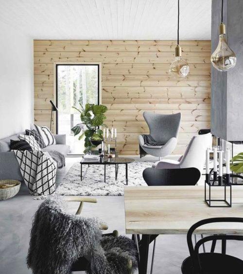 Interiorismo y decoración. El Estilo Nórdico
